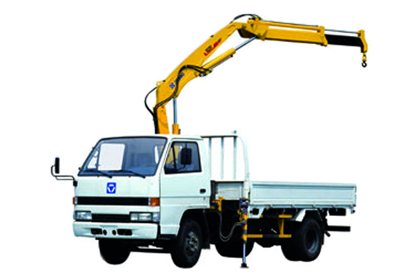 Truck Crane At Best Price From Leading Suplier