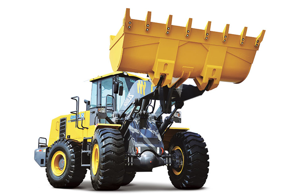 Wheel Loader - 5 Ton With 3 Cubic Meter Bucket